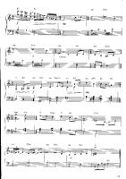 PRINCE EGYPT MUSIC SHEET OF
